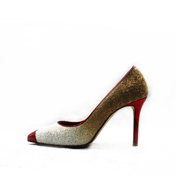 ELNORE JAY gold&red