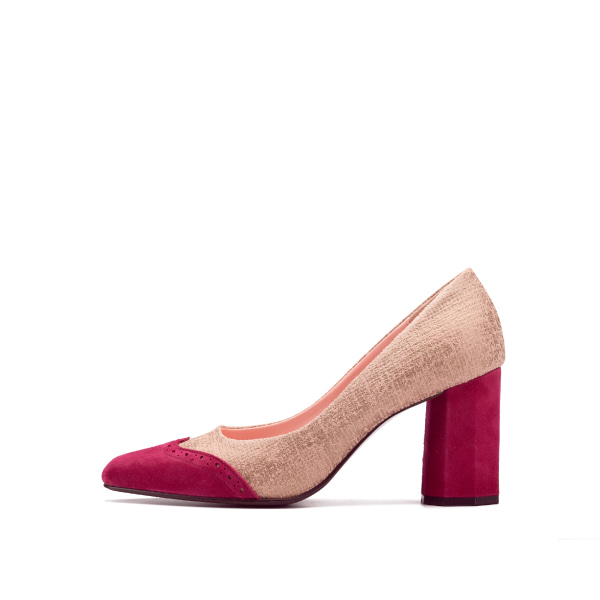 ELNORE M cherry pink